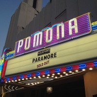 Paramore solds out in Pomona august 2012