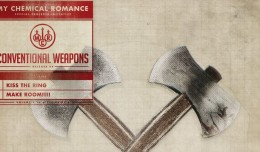 Ya está disponible la cuarta entrega de Conventional Weapons, con Make Room!!!!! y Kiss The Ring