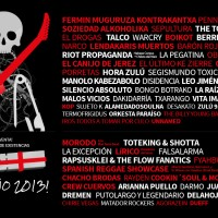 Cartel Viña Rock 2013