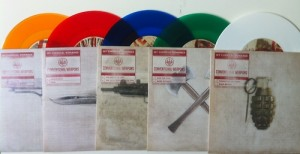 Conventional Weapons al completo