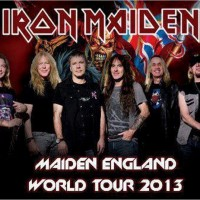 Iron Maiden te deja entrar en su The Maiden England World Tour