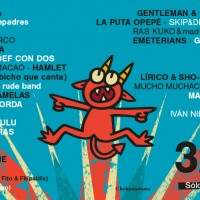 cartel Viña Rock