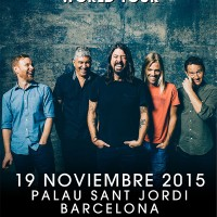 Foo Fighters Barcelona